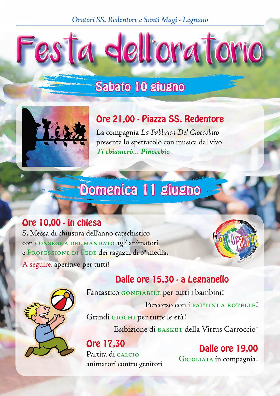 Volantino festa chiusura 2017 legnanello