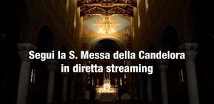 Segui la S. Messa della Candelora in streaming mario delpini arcivescovo milano legnano