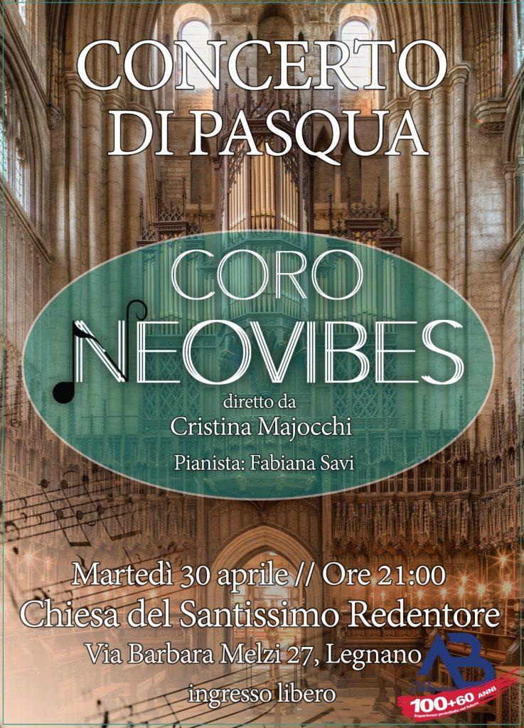 Concerto di Pasqua Coro Neovibes