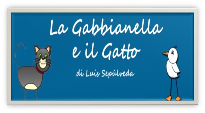 La Gabbianella e il Gatto di Luis Sepùlveda