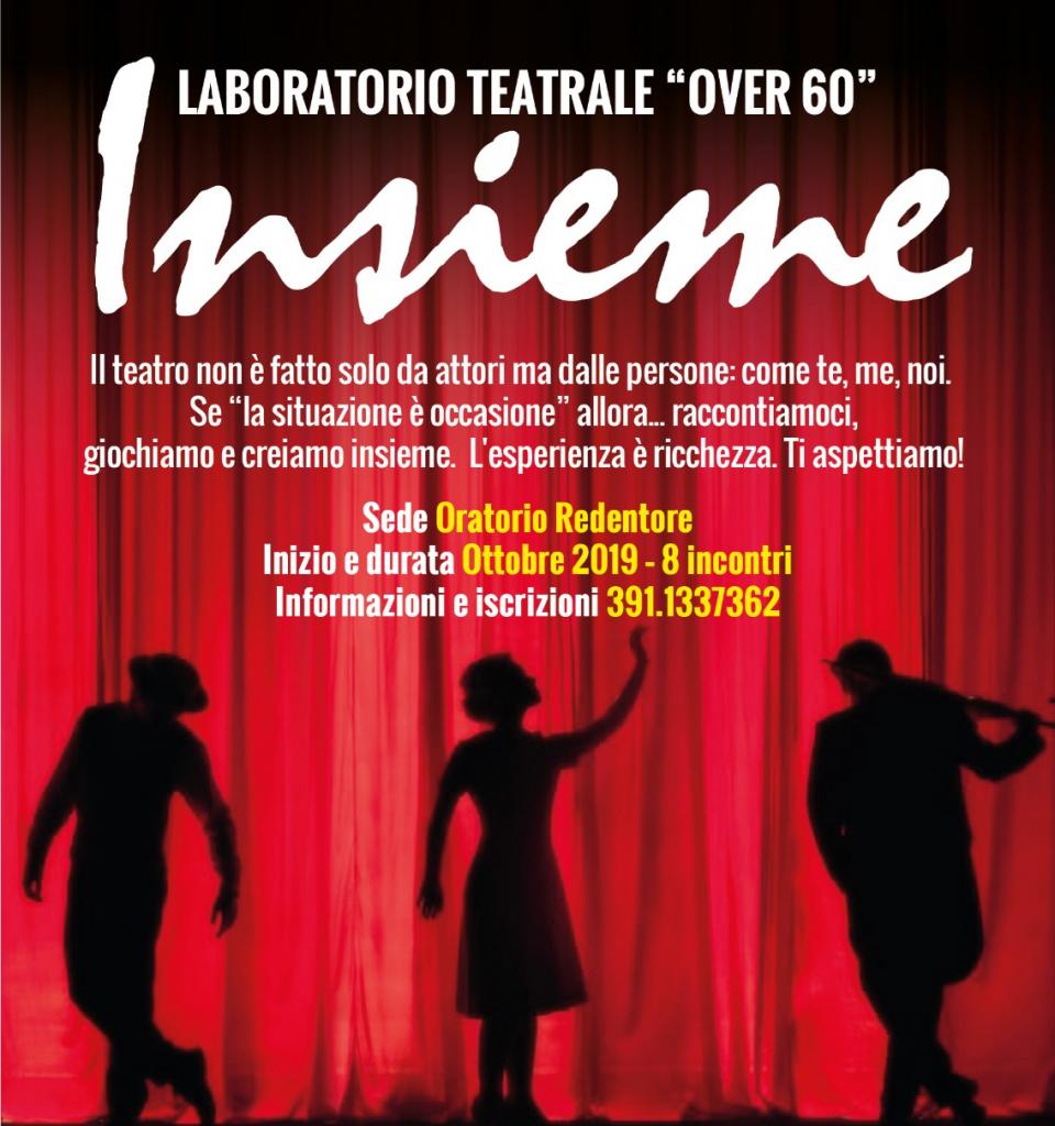 "Laboratorio Teatrale Over 60 ""Insieme"""