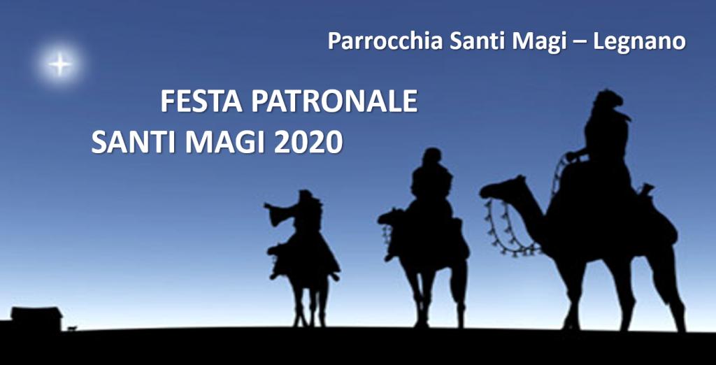Festa Patronale Santi Magi 2020