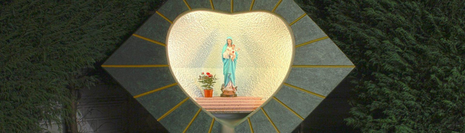 Grotta della Madonna Olmina