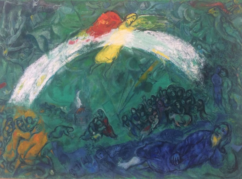 catechesi marc chagall