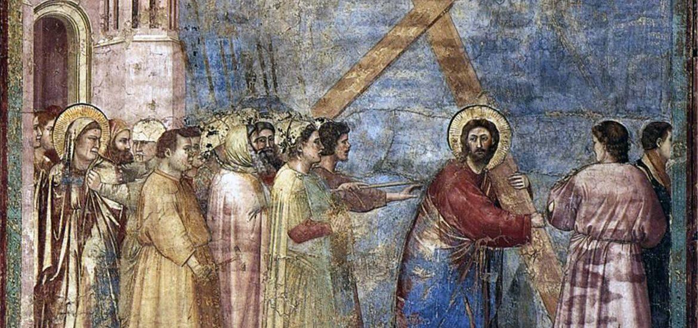 via crucis diretta venerdì santo