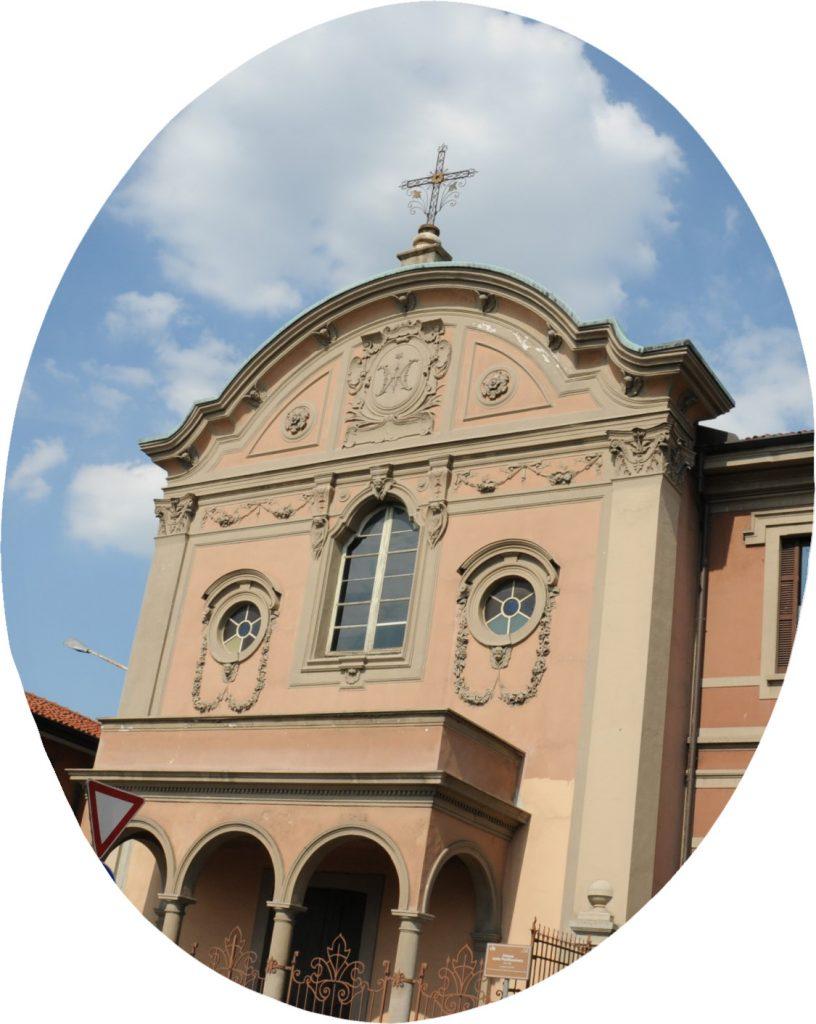 chiesa di santa rita legnano